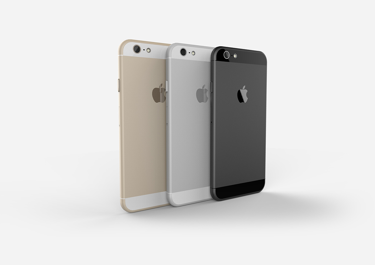 iPhone-6-gray-silver-gold-2